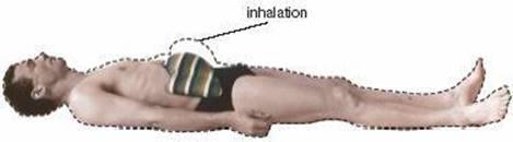 Image result for sandbag breathing