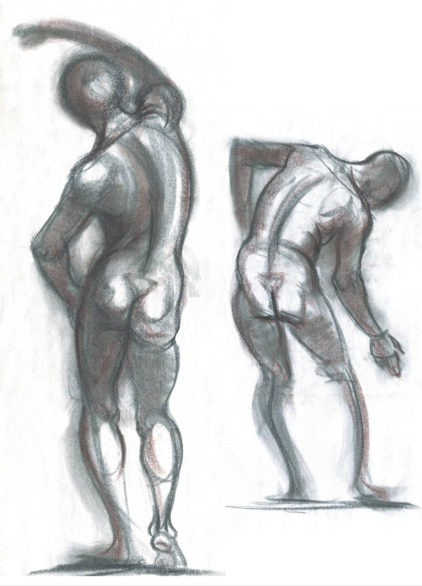 Gesture And Action Drawing Classic Human Anatomy In Motion The Artist S Guide To The Dynamics Of Figure Drawing