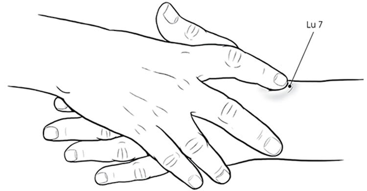 The Acupressure Points Names Locations And Functions