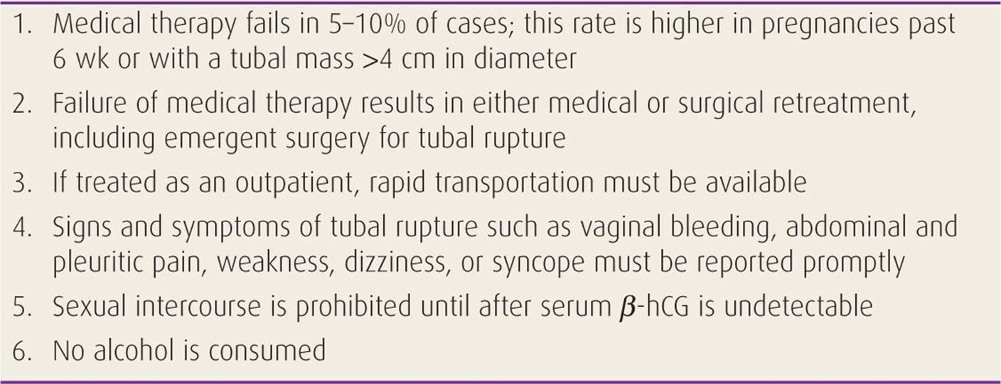 Ectopic Pregnancy - OBSTETRICAL COMPLICATIONS DUE TO PREGNANCY ...