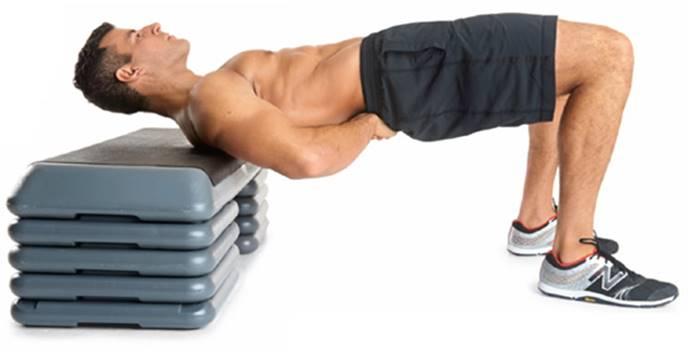 Peachy Bodyweight 8 Hip Thrust Mens Health Your Body Is Your Machost Co Dining Chair Design Ideas Machostcouk
