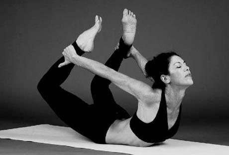dhanurasana  ashtanga yoga—the intermediate series